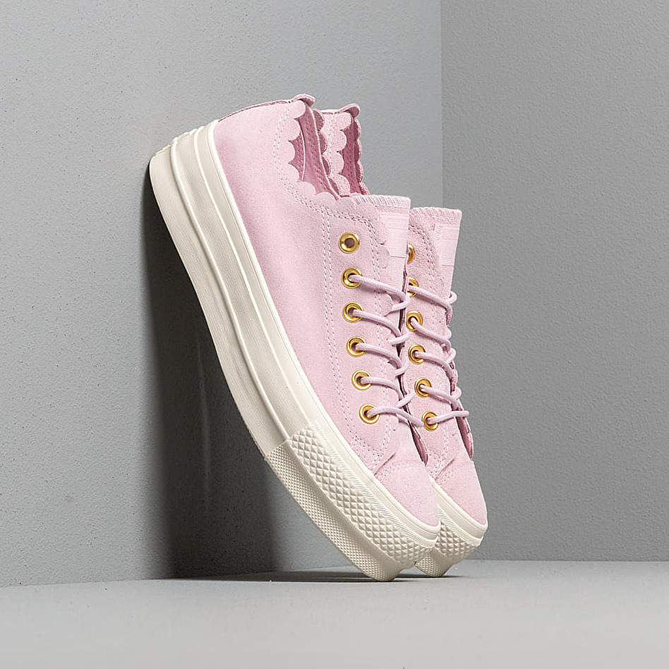 Converse Chuck Taylor AS Lift Scallop Blush