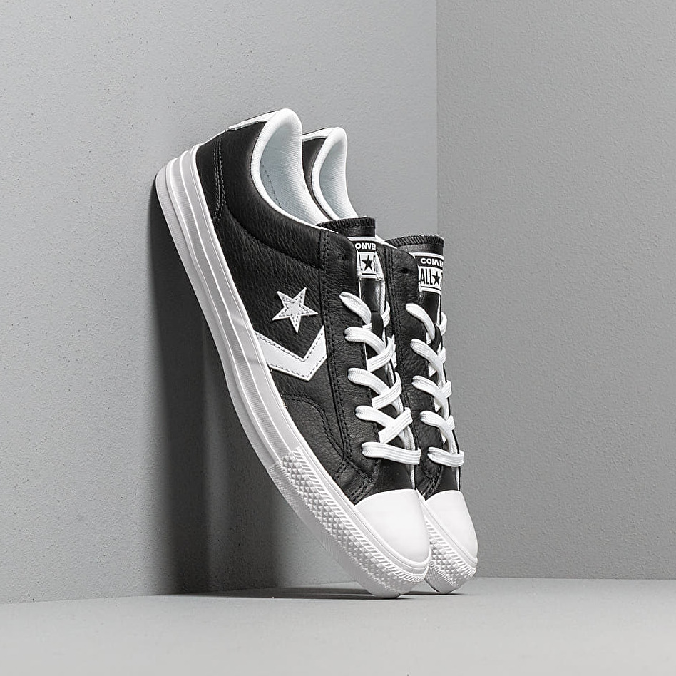 Converse Star Player Black/ White/ White EUR 43