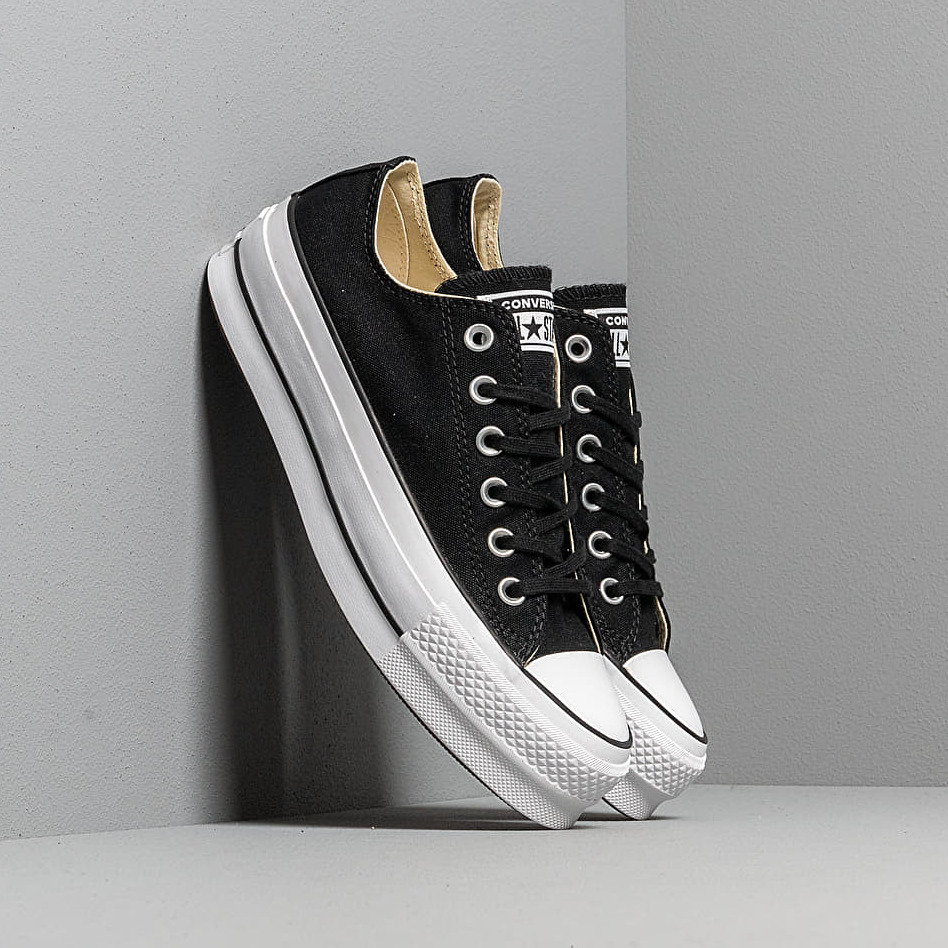 Converse Chuck Taylor All Star Lift Black/ White/ White EUR 39.5