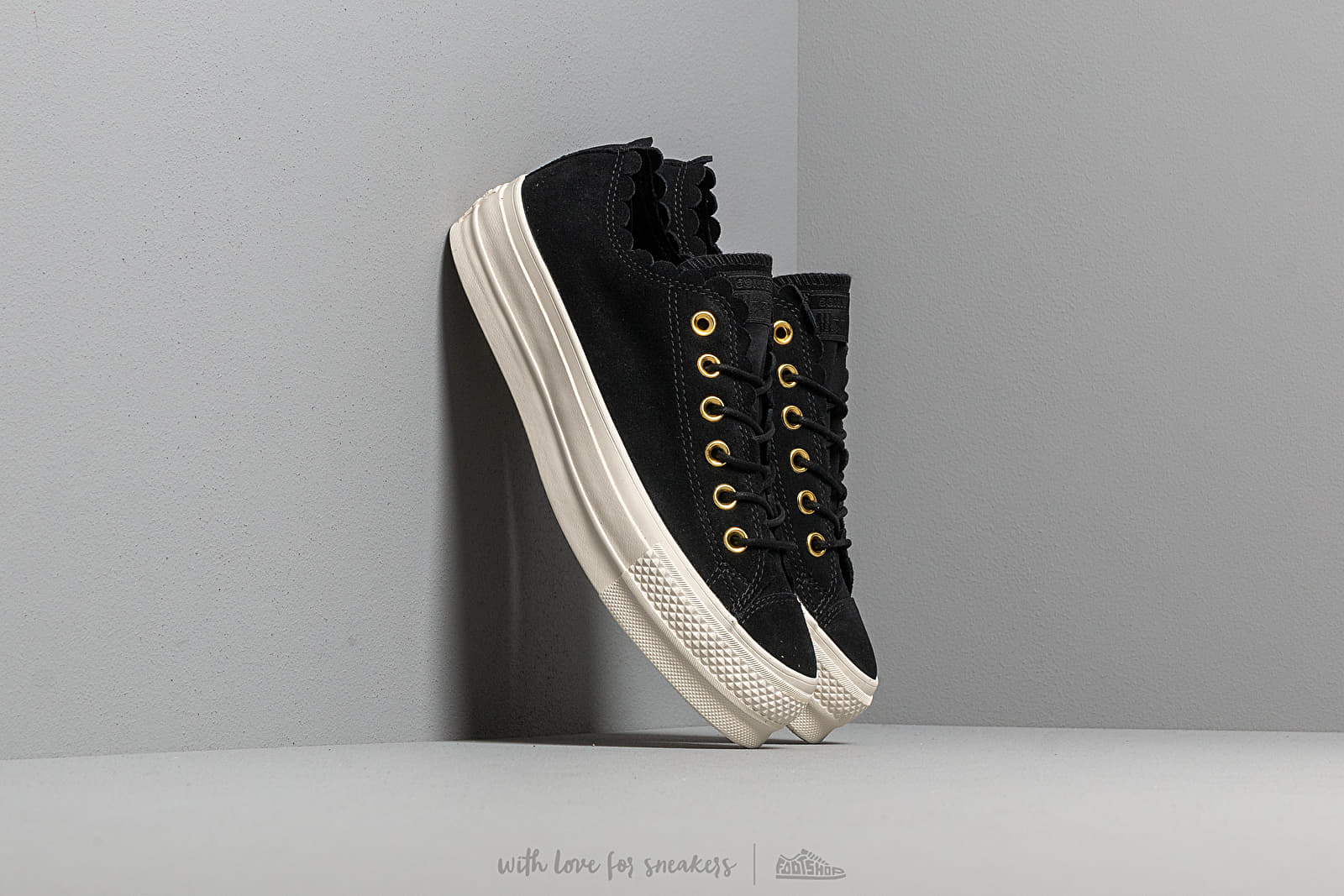 Converse Chuck Taylor AS Lift Scallop