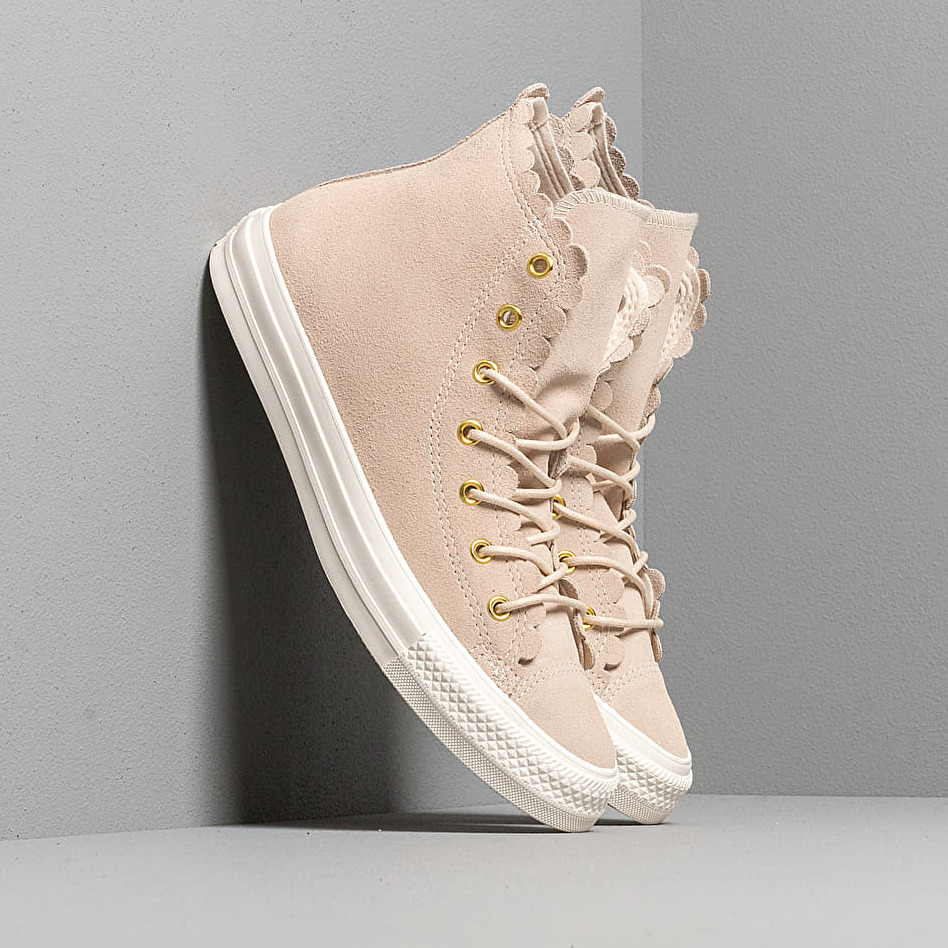Converse Chuck Taylor All Star Scallop Natural