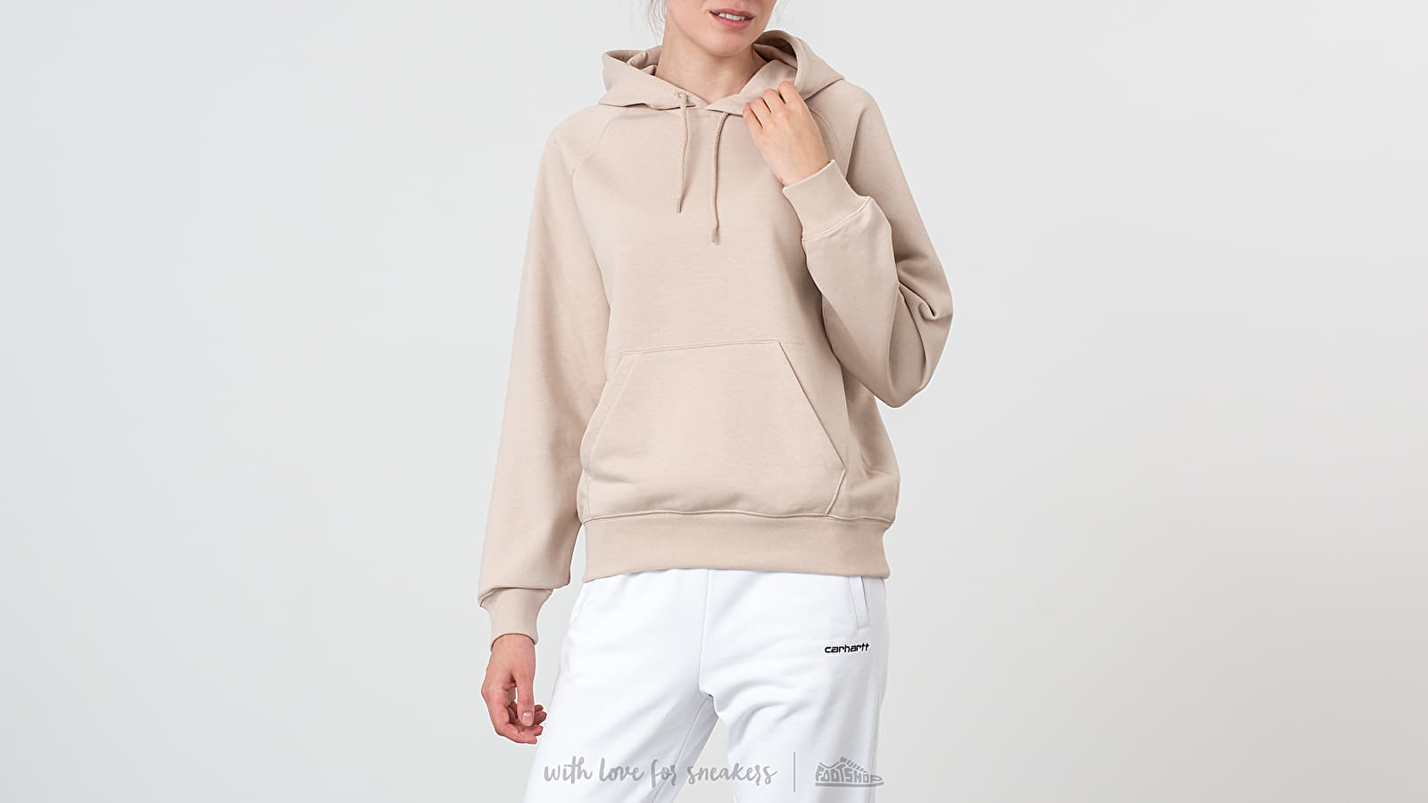 Carhartt WIP Hoodie Boulder/ Gold at a great price 66 € buy at Footshop