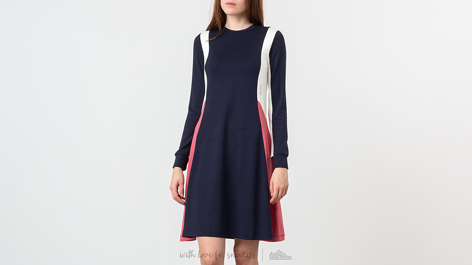 WOOD WOOD Mandy Dress Navy Colorblock za skvelú cenu 104 € kúpite na Footshop.sk