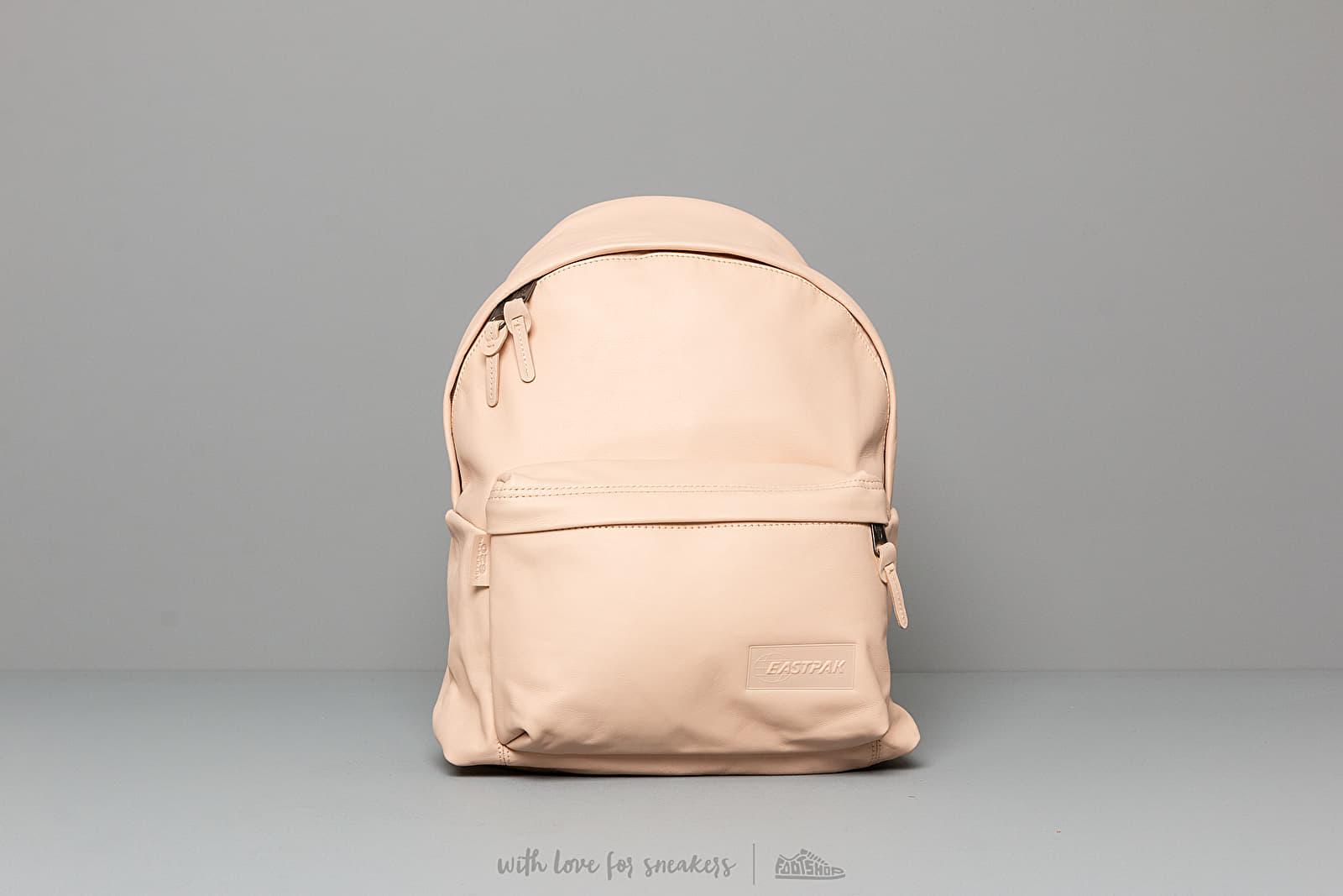 EASTPAK Padded Pak'r Neutral Leather za skvelú cenu 132 € kúpite na Footshop.sk