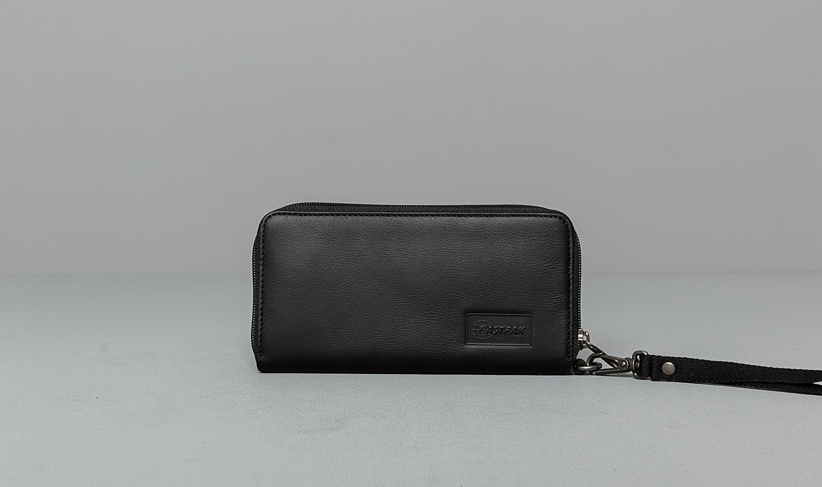 EASTPAK Kai RFID Wallet Black Ink Leather
