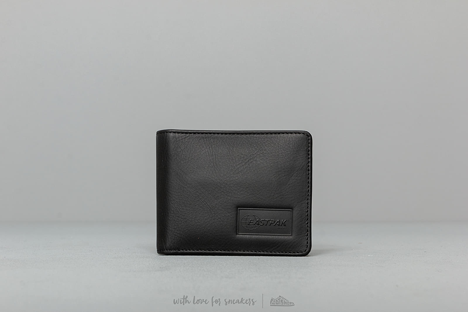 EASTPAK Drew RFID Wallet Black Ink Leather za skvelú cenu 55 € kúpite na Footshop.sk