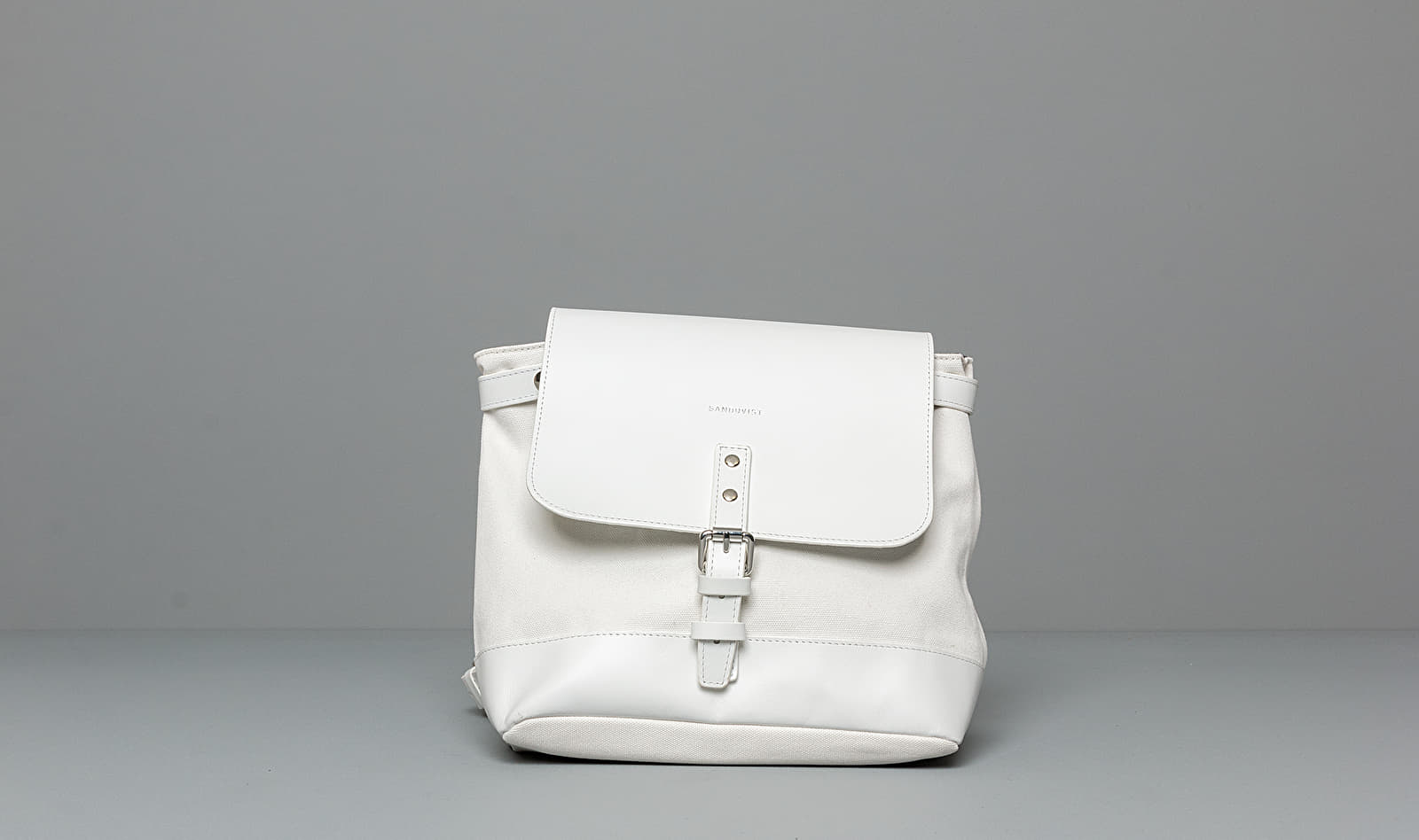 SANDQVIST Vilda Off White White Leather