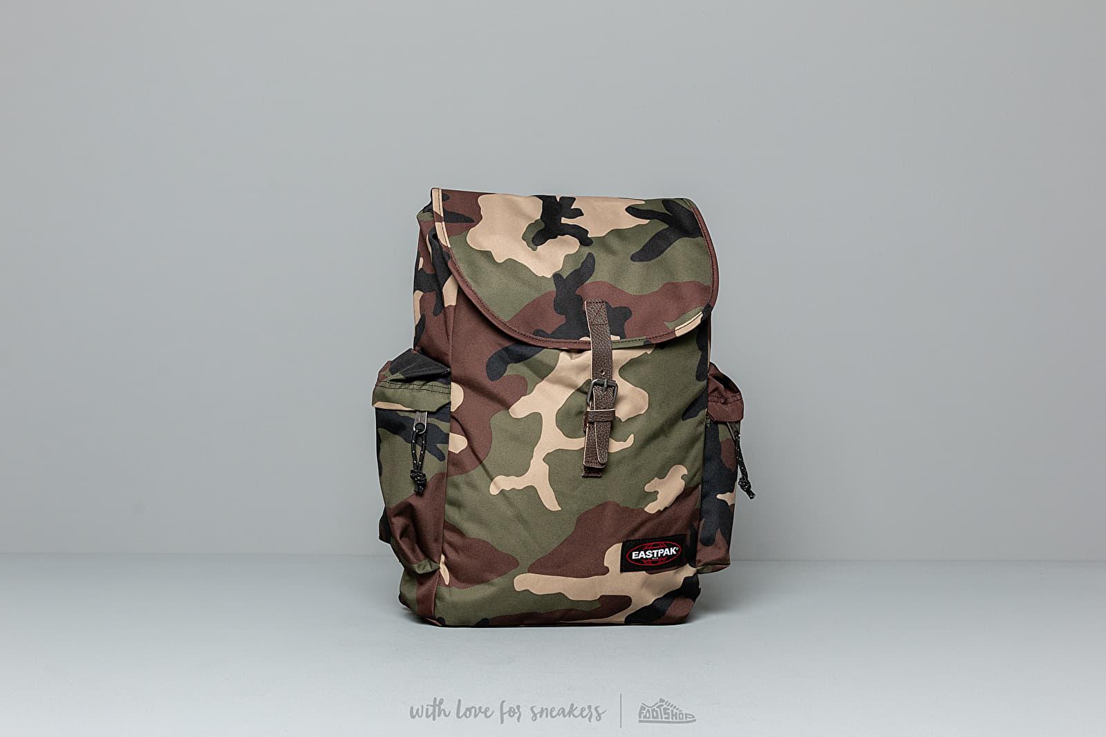 EASTPAK Austin Backpack Camo za skvelú cenu 47 € kúpite na Footshop.sk