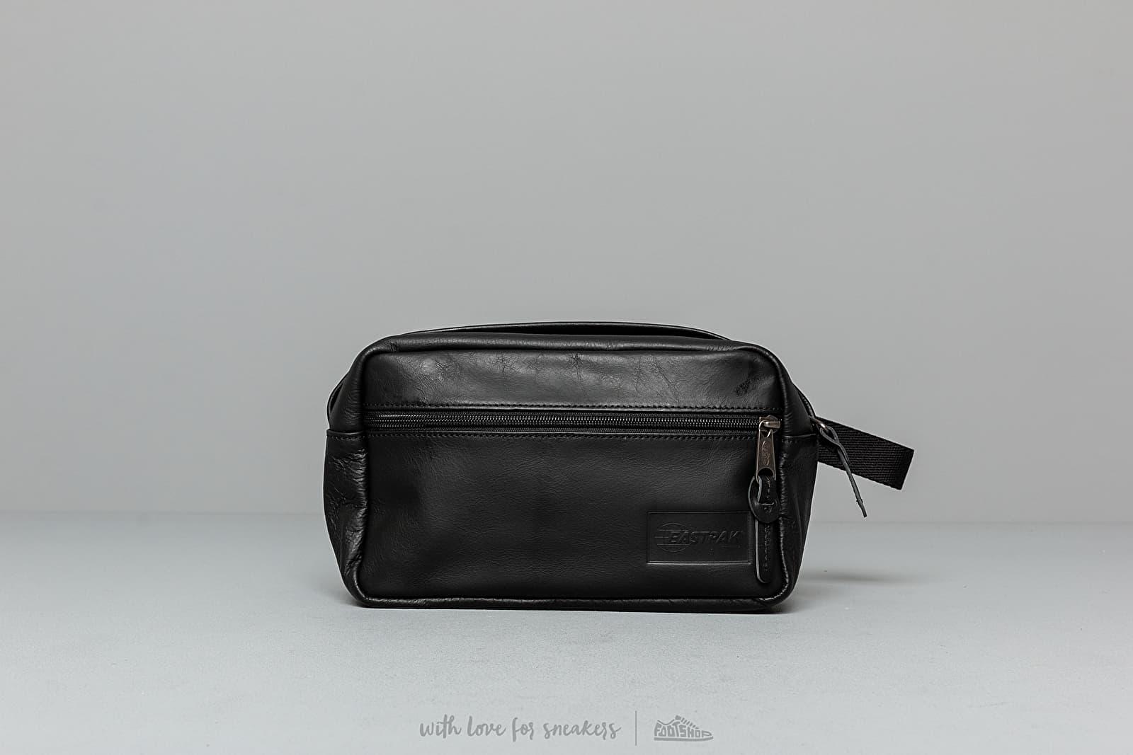 EASTPAK Yap Single Black Ink Leather za skvelú cenu 69 € kúpite na Footshop.sk