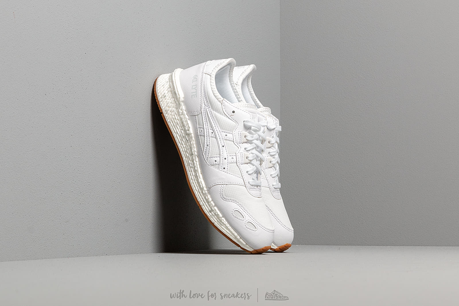 Asics HyperGEL-LYTE White/ White za skvelú cenu 123 € kúpite na Footshop.sk