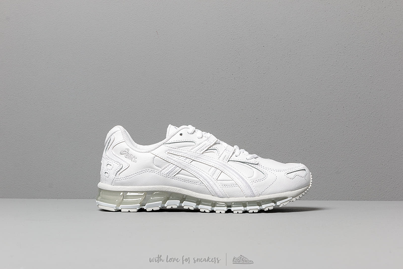 669178a6 Asics Gel-Kayano 5 360 White/ White at a great price 5 371 ГРН