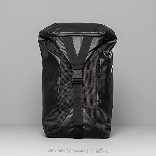 3e9ce2f0 Y-3 Base Backpack Black/ White   Footshop