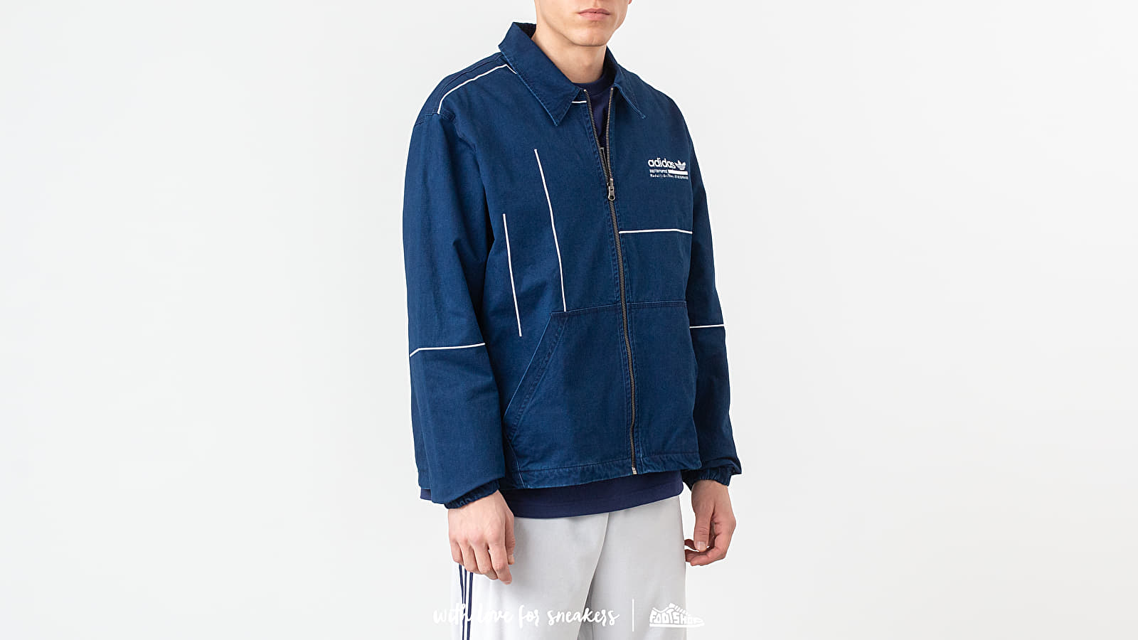 adidas Kaval Graphic Staple Jacket