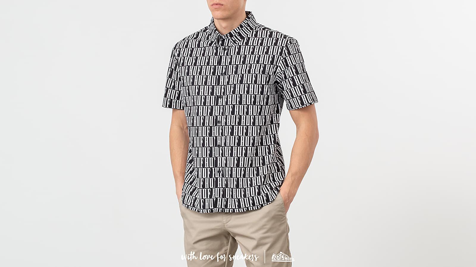 HUF Night Market Button Up Shirt