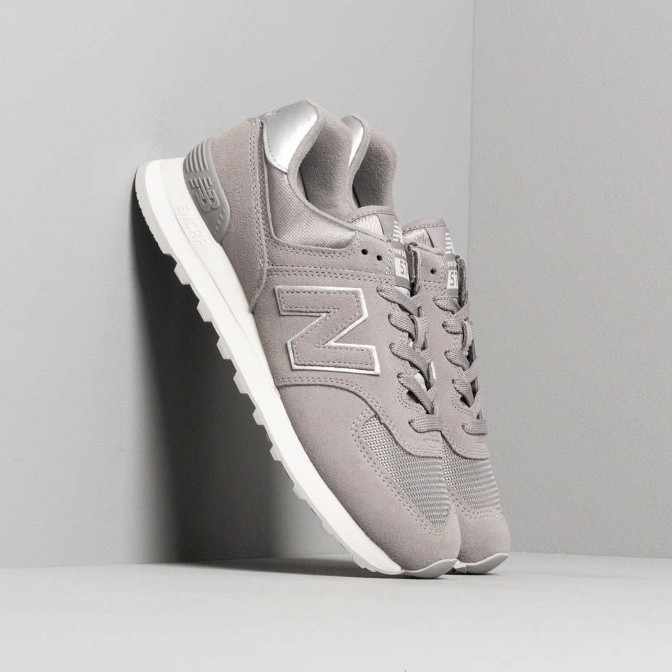 New Balance 574 Grey/ White EUR 40.5