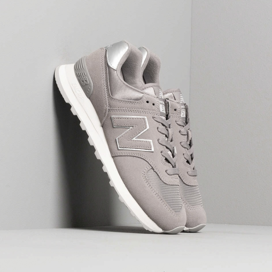 New Balance 574 Grey/ White EUR 36.5