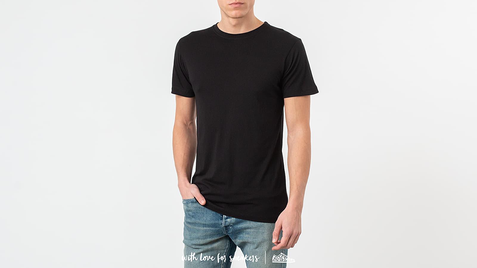 T-Shirts John Elliott Classic Crew Tee Black