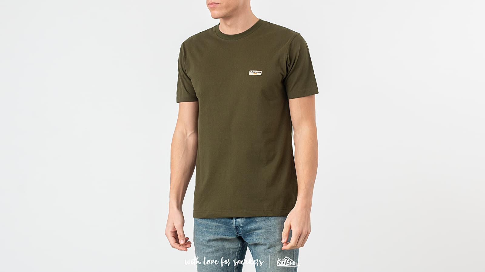 T-shirts Nudie Jeans Daniel Logo Tee Lawn