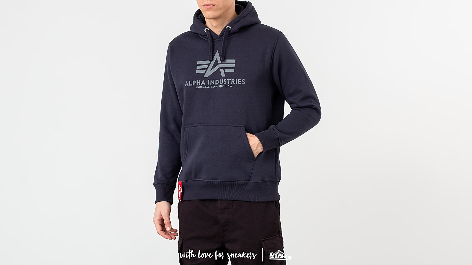 Alpha Industries Basic Hoodie