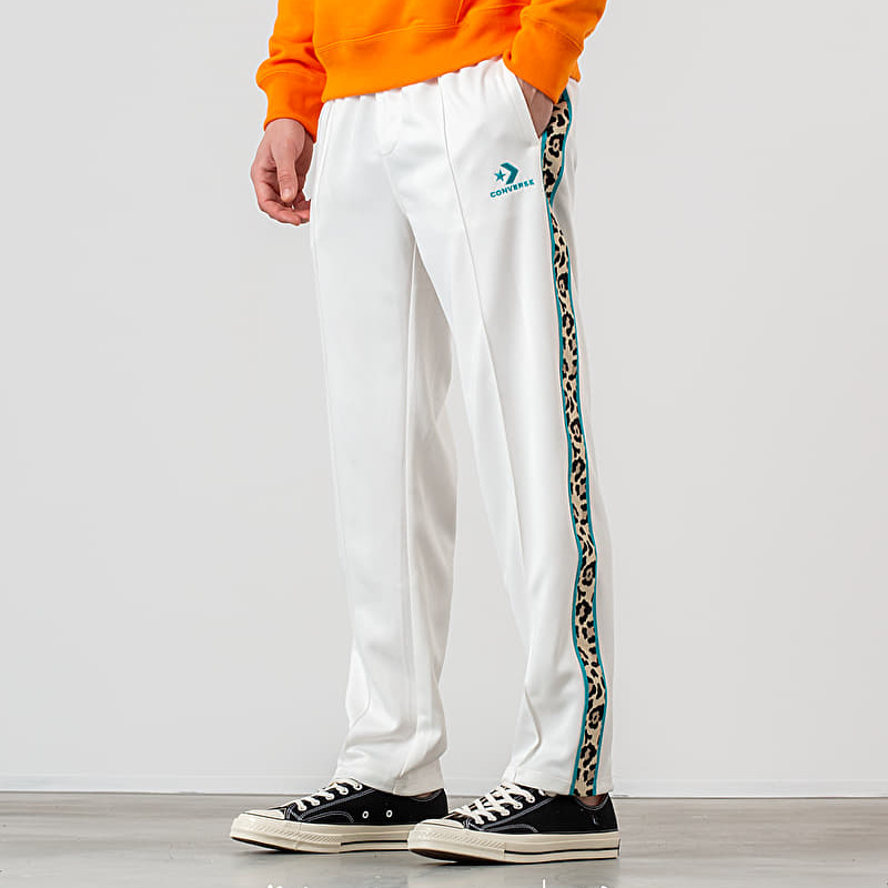 Converse Colored Star Chevron Track Pant Egret