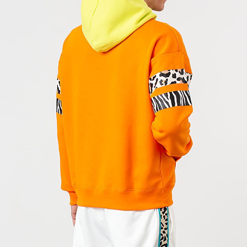 "Converse ""Mascot"" Pull Over Hoodie Orange Rind"