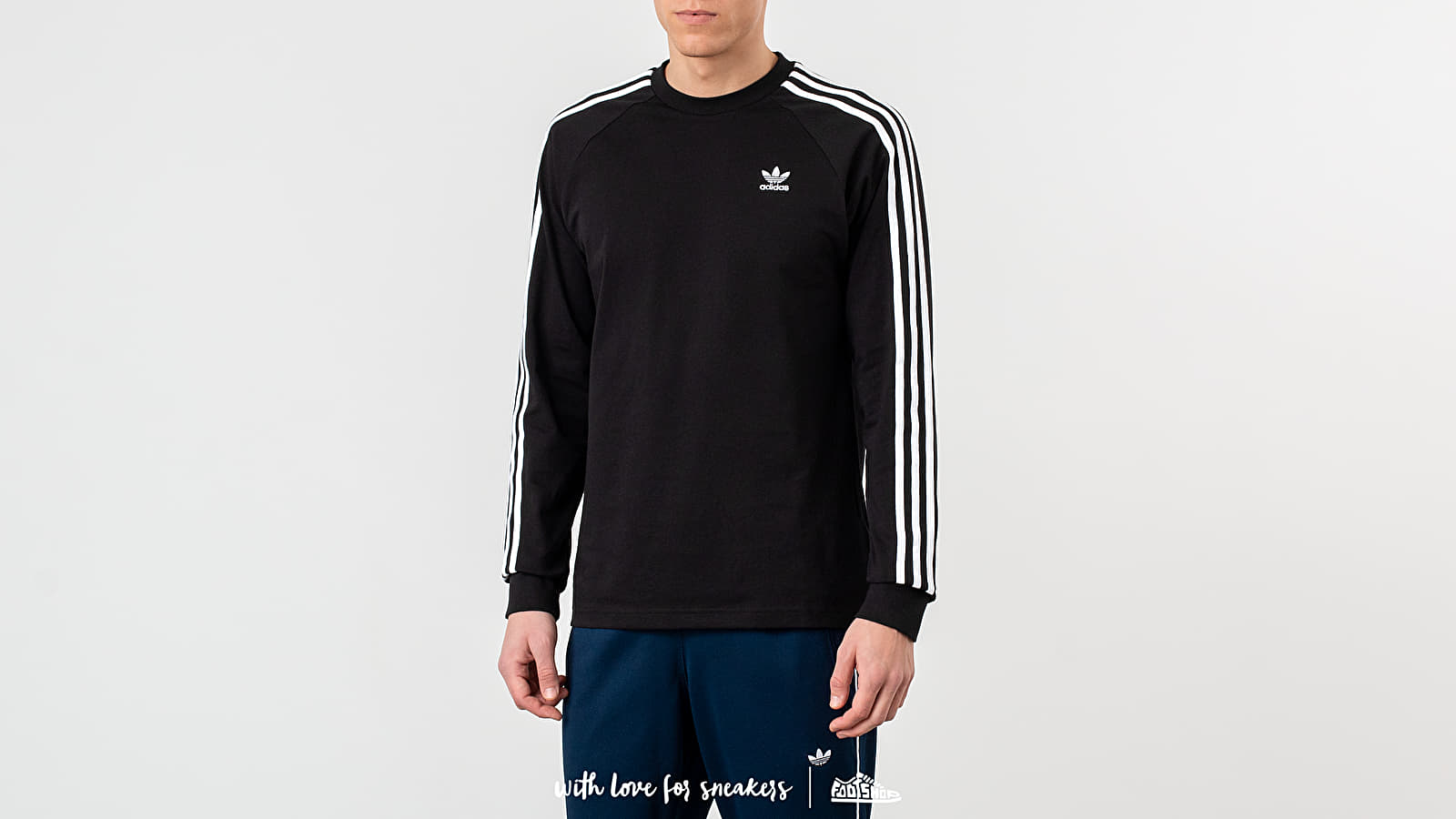 adidas 3-Stripes Longsleeves Tee