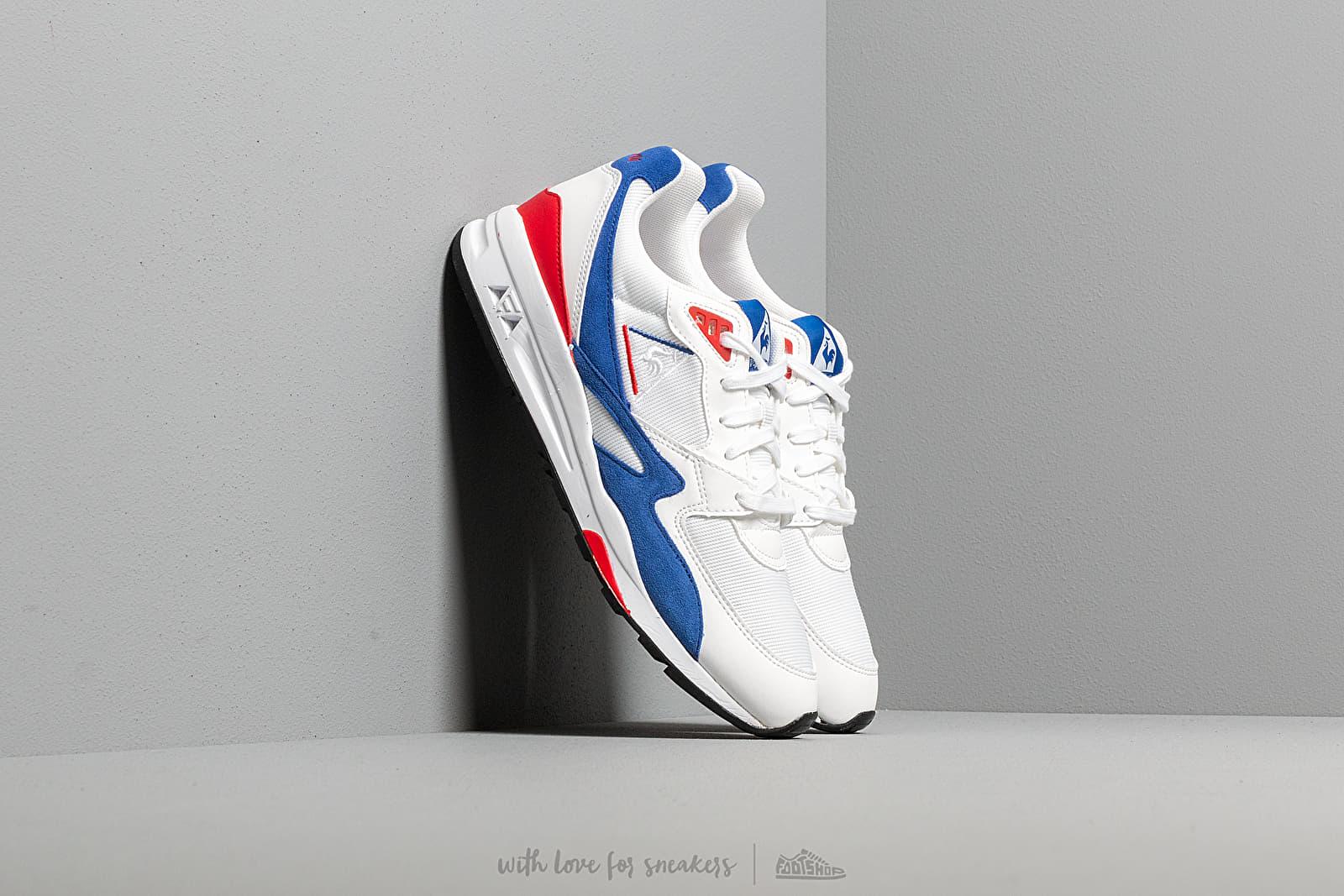 Men's shoes le coq stortif R800 Sport Optical White/ Cobalt