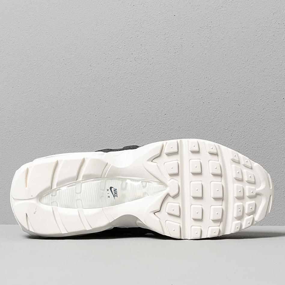 Nike Wmns Air Max 95 Se Black/ Black-Summit White-Platinum Tint