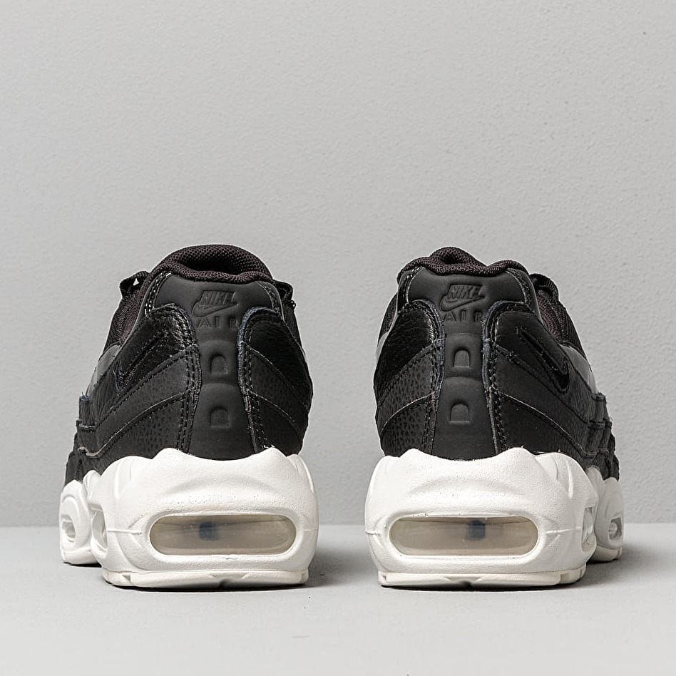 Nike Wmns Air Max 95 Se Black Black Summit White Platinum