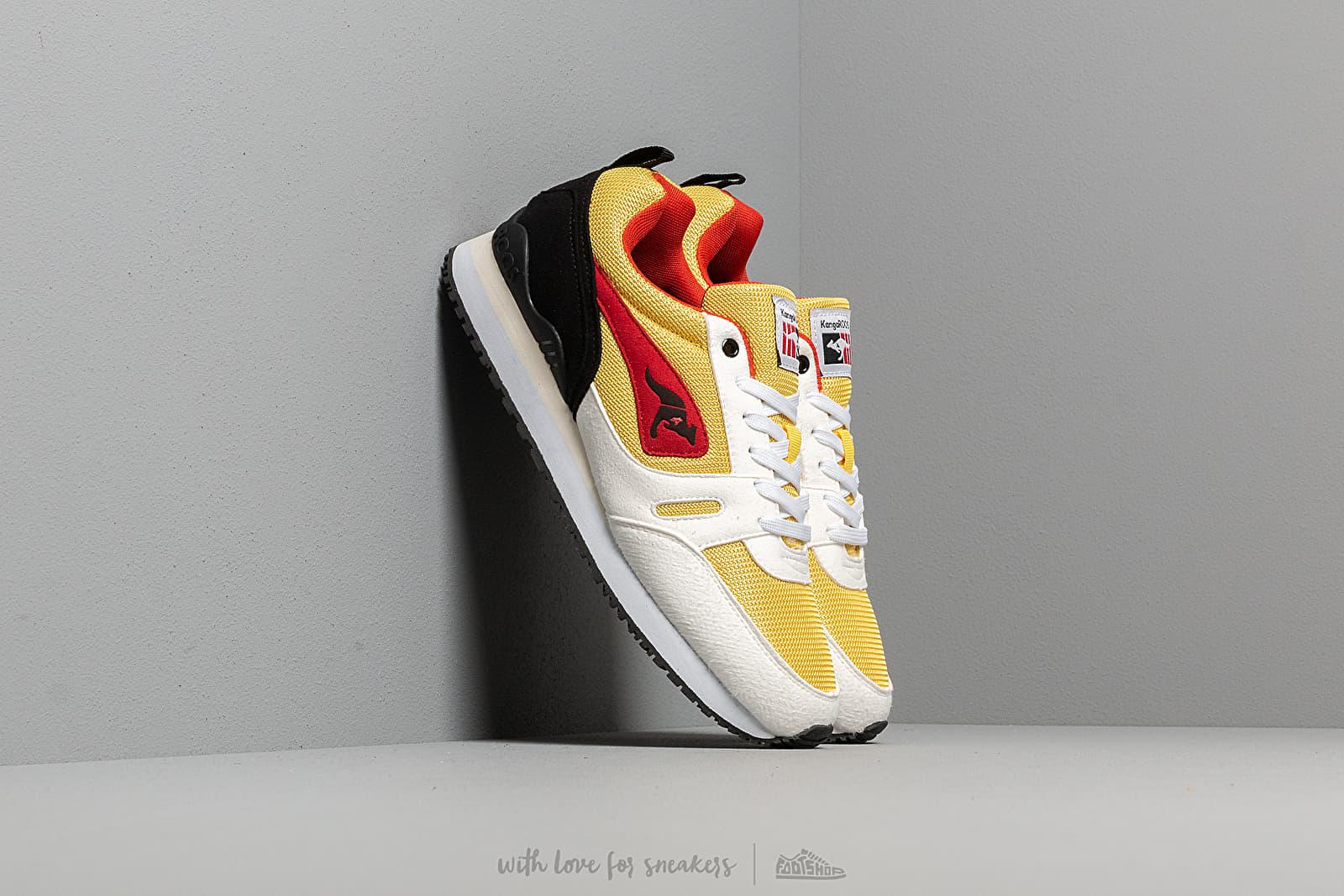 KangaROOS Omniracer White/ Neon Yellow at a great price 87 € bestell bei Footshop