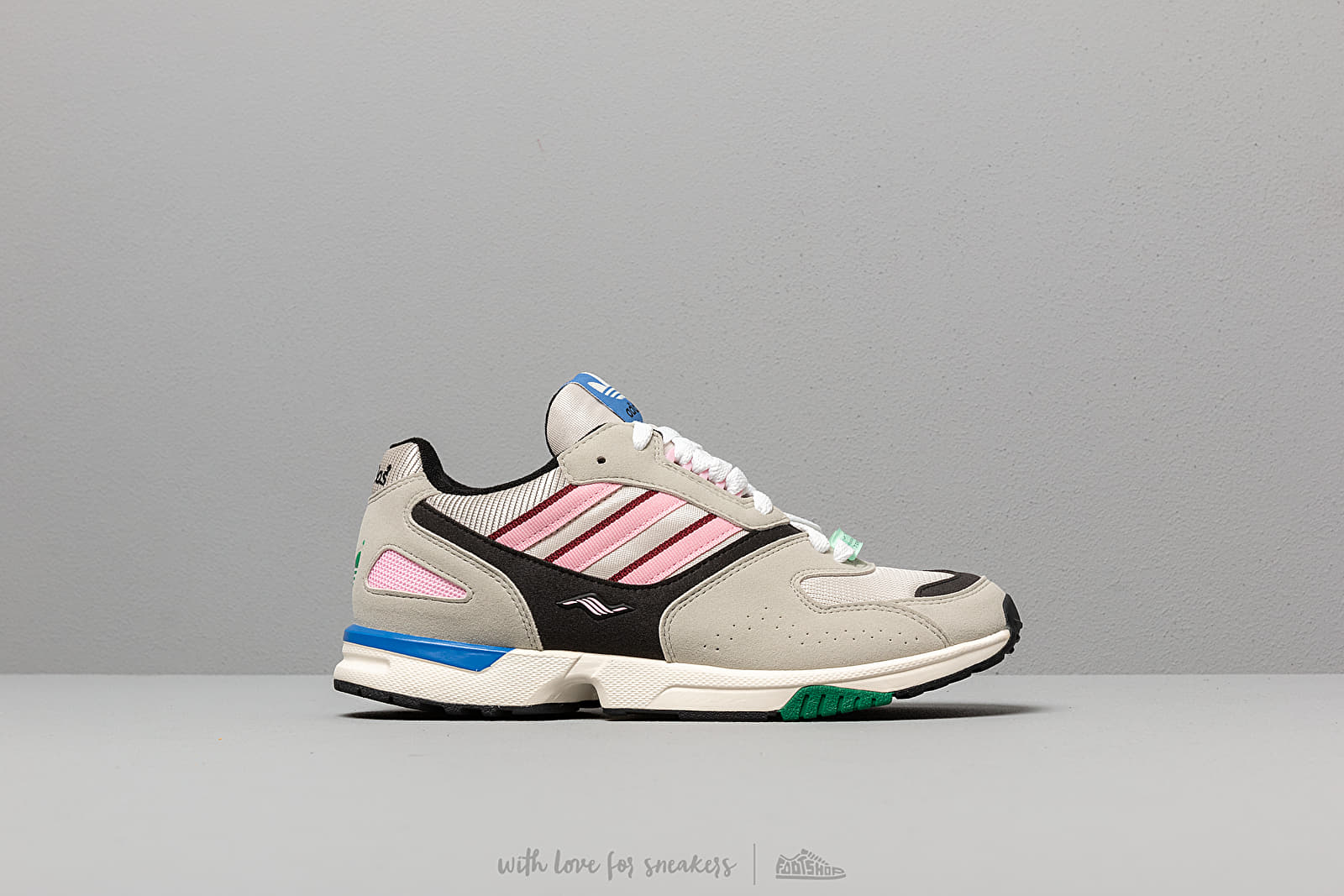 736cf575165 adidas ZX 4000 Sesame/ Core Brown/ Core Black at a great price 92 €