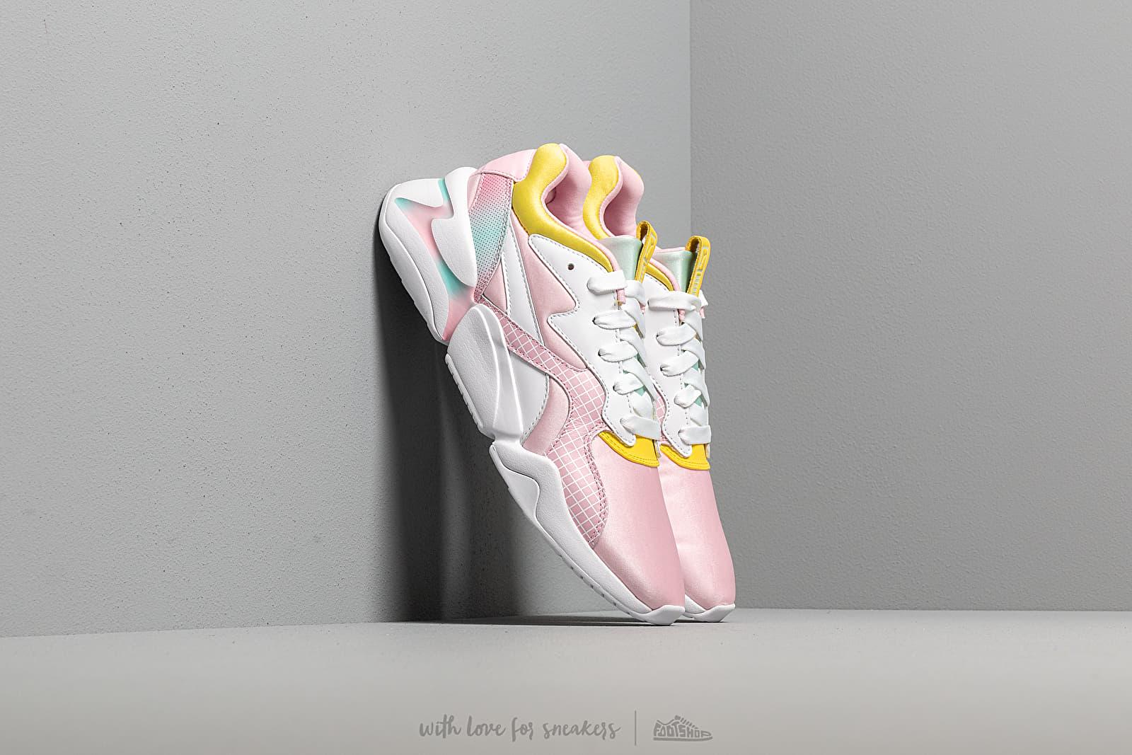 Puma x Barbie Nova Wmns Puma White/ Orchid Pink za skvělou cenu 2 590 Kč koupíte na Footshop.cz