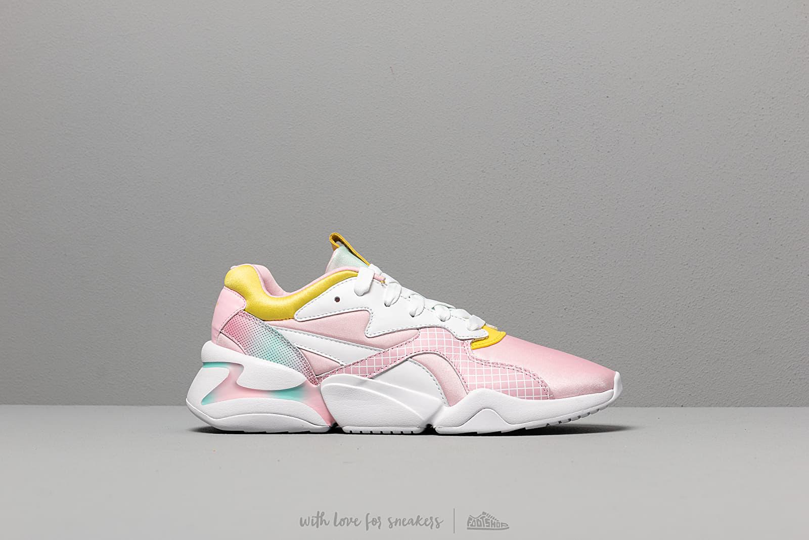 White Puma Barbie Wmns Nova PinkFootshop X Orchid R435LAj