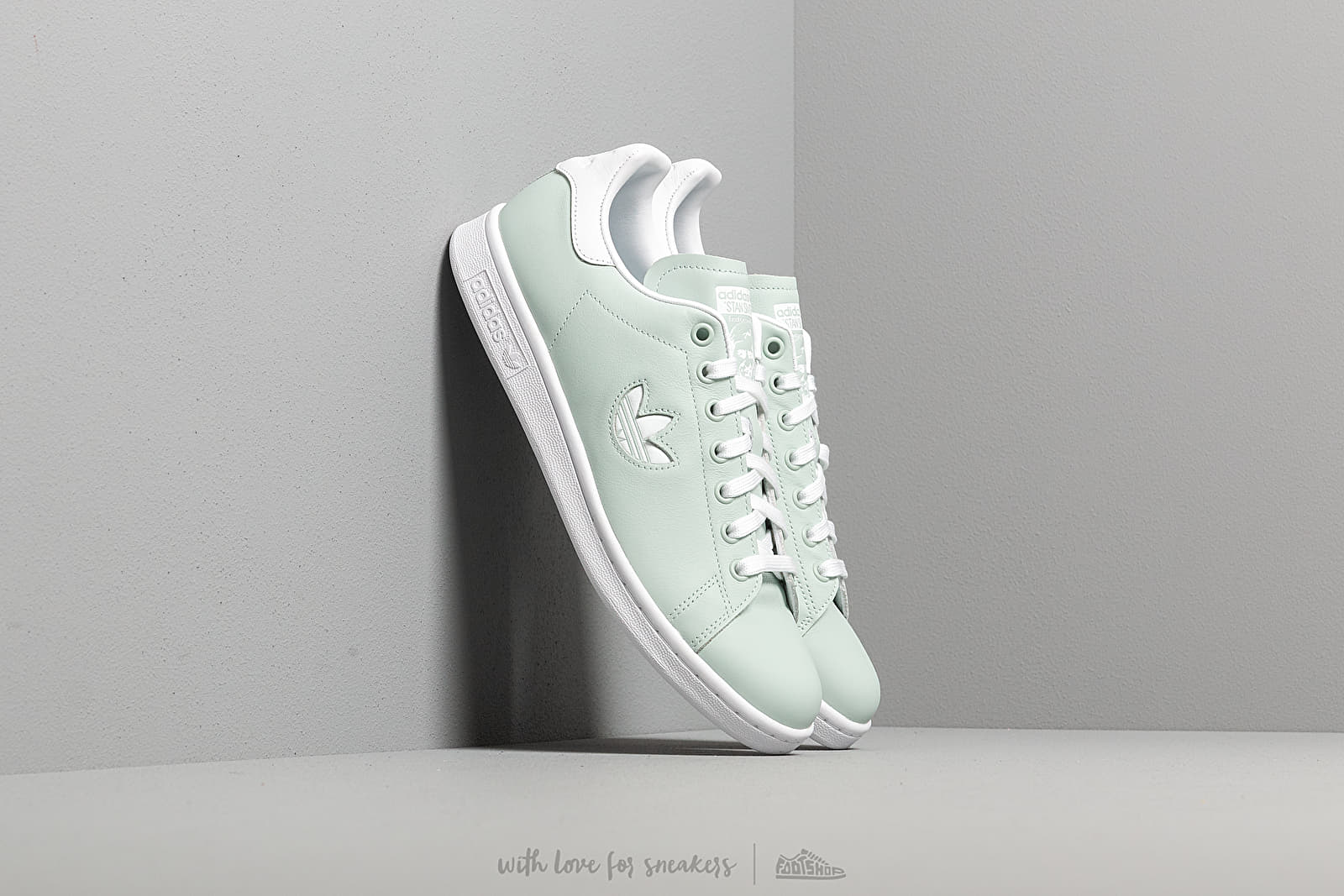 adidas Stan Smith Vapor Green/ Ftw White/ Vapor Green at a great price $108 buy at Footshop