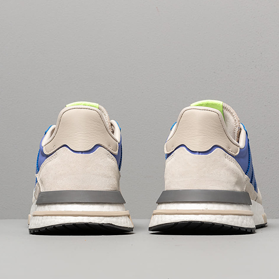 adidas ZX 500 RM Real Lilac/ Core Black/ Ftw White, Blue