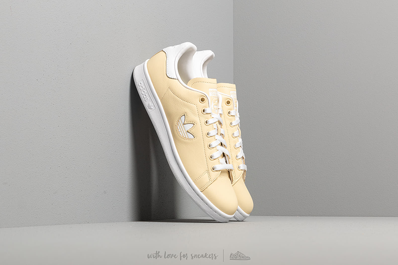 adidas Stan Smith Easy Yellow/ Ftw White/ Easy Yellow at a great price $108 buy at Footshop