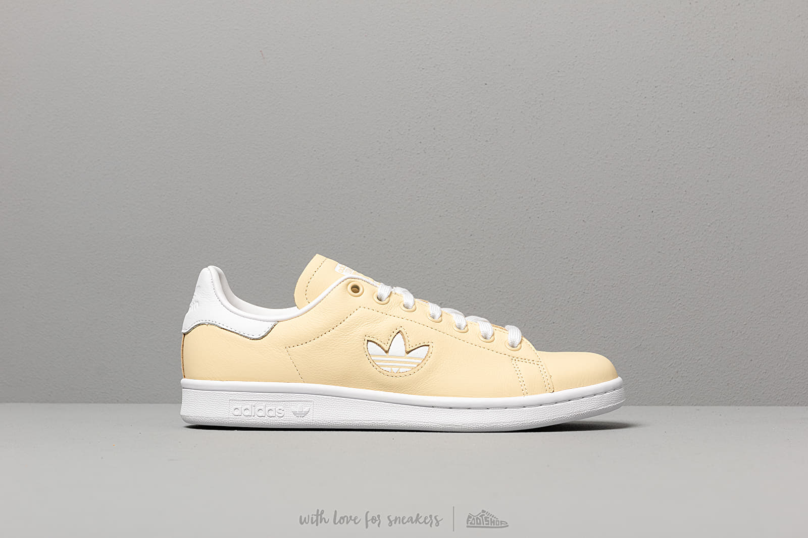 new arrival b7b3a e2fe1 adidas Stan Smith Easy Yellow  Ftw White  Easy Yellow at a great price £