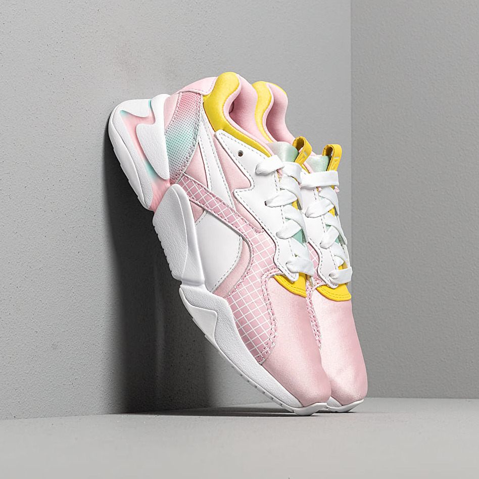 Puma x Barbie Nova PS Orchid Pink/ Puma White