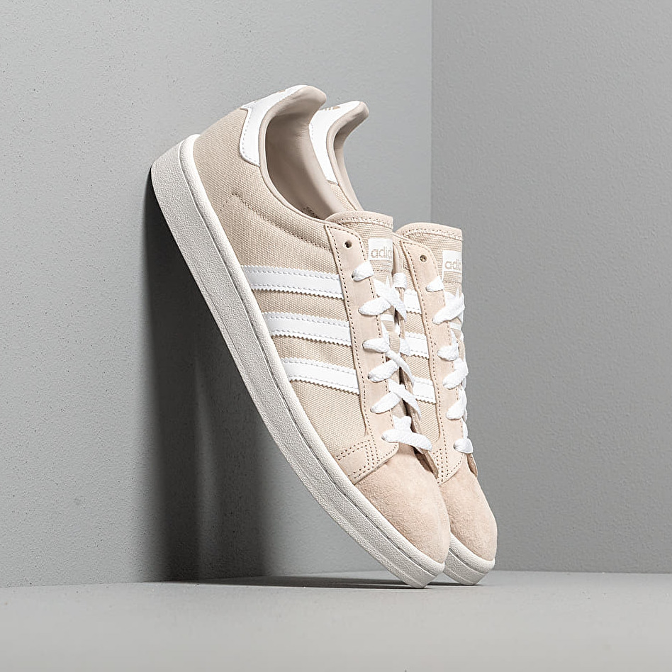 adidas Campus Core Brown/ Ftw White/ Crystal White EUR 44