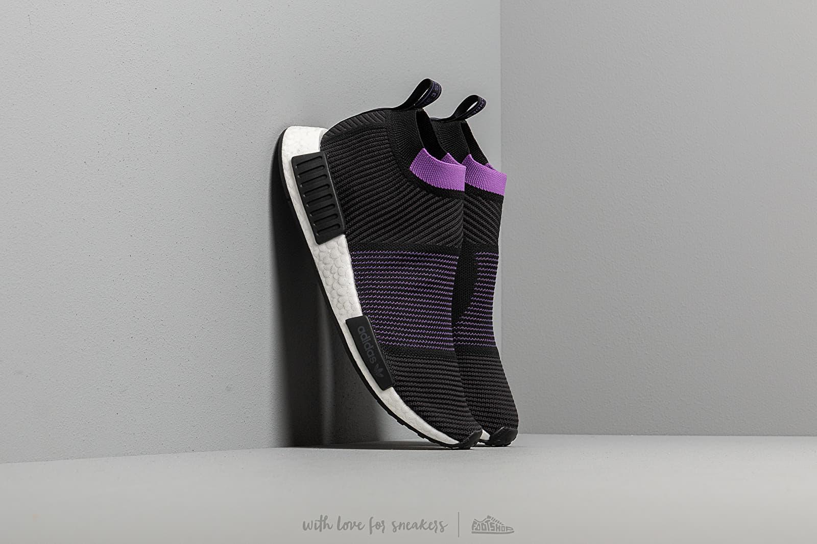 adidas NMD_CS1 PK W Core Black/ Carbon/ Active Purple at a great price $206 buy at Footshop