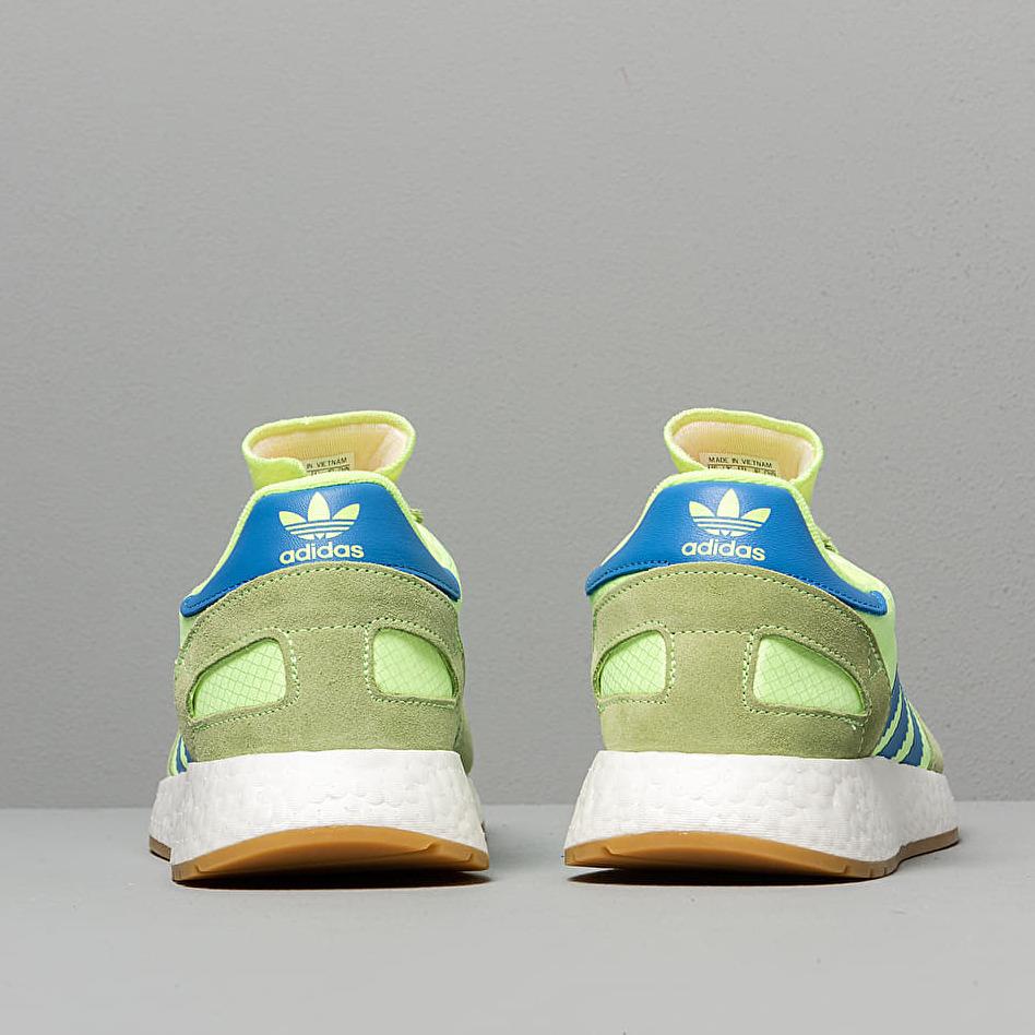 adidas I-5923 Hi-Res Yellow/ True Blue/ Gum3