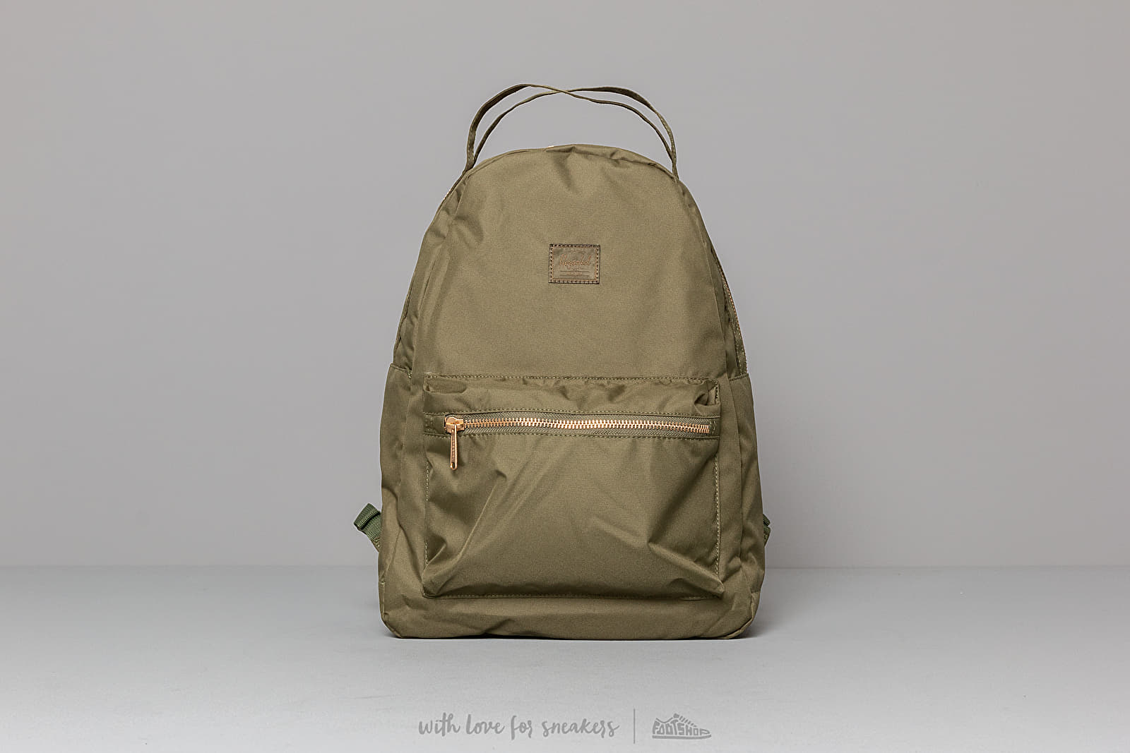 Herschel Supply Co. Nova Mid Backpack Cypress at a great price 77 € buy at Footshop