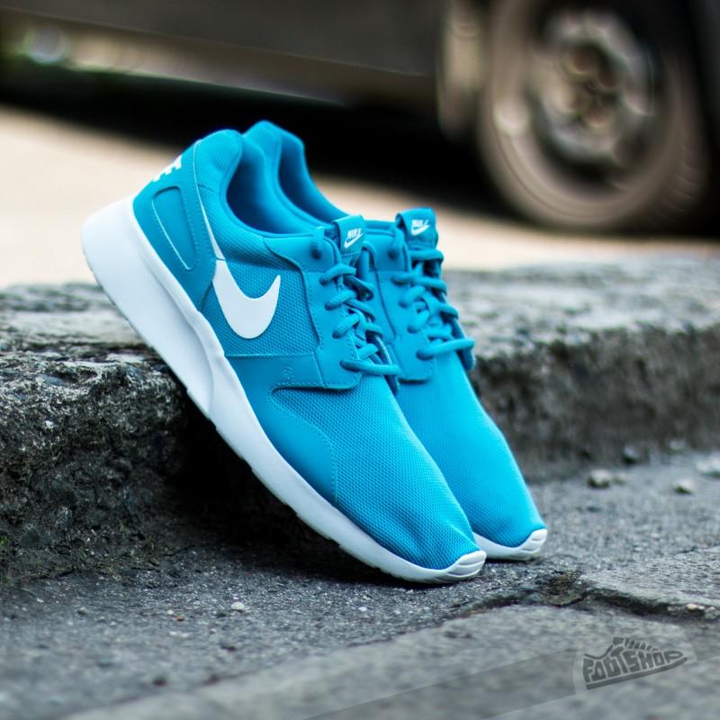 shoes Nike Kaishi Blue Lagoon/ White