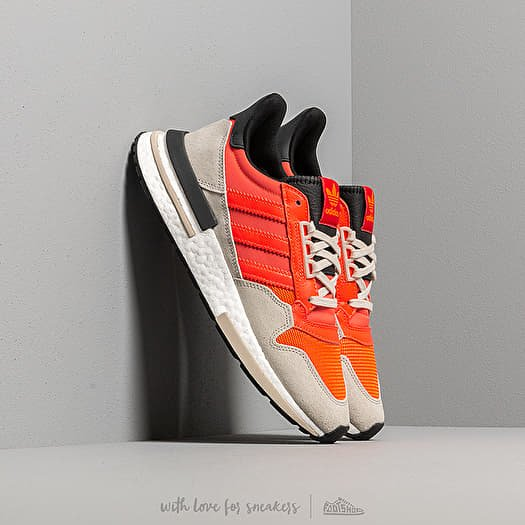 vast selection exquisite style fantastic savings adidas ZX 500 RM Solar Red/ Core Black/ Ftw White | Footshop