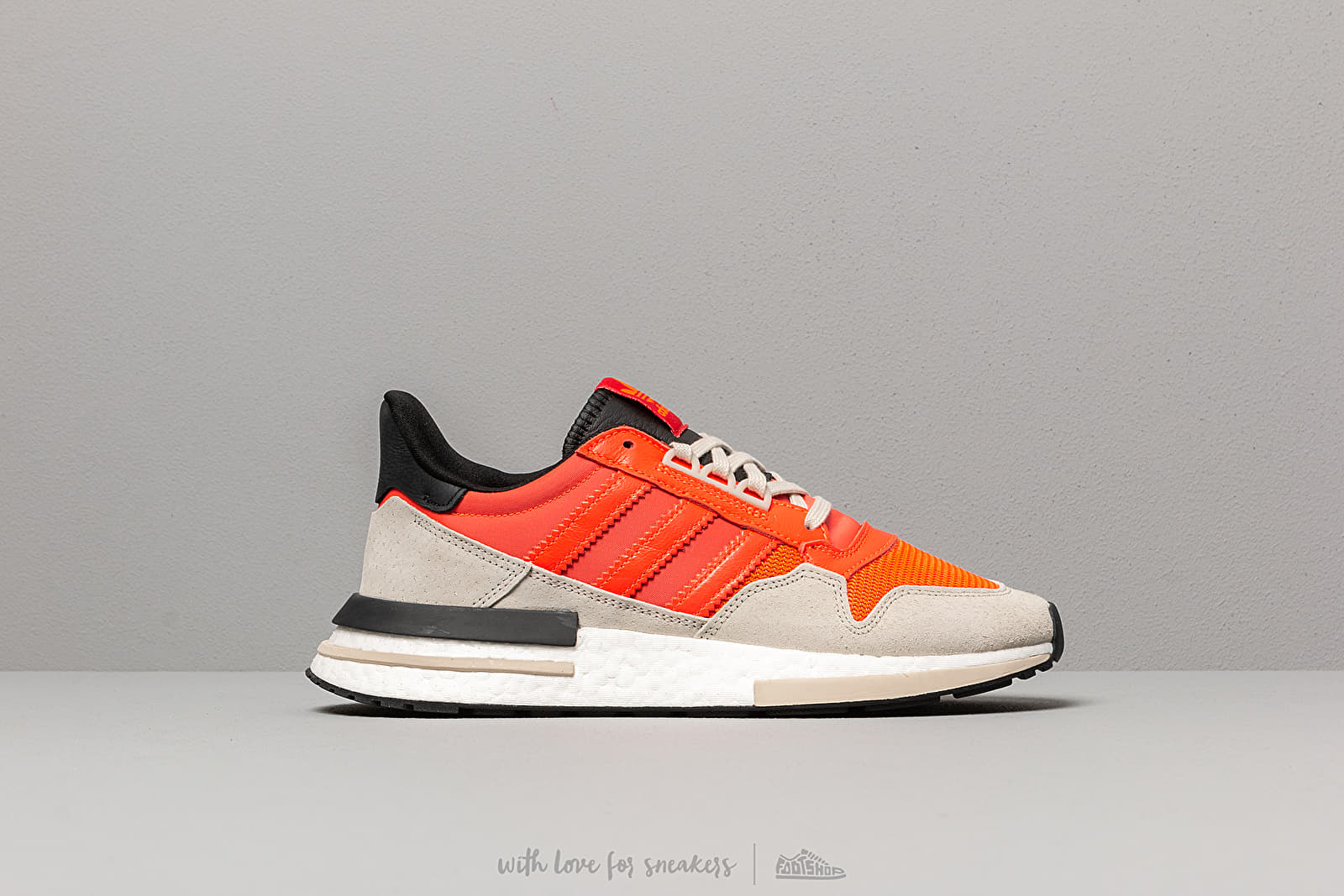 881bdd228 adidas ZX 500 RM Solar Red  Core Black  Ftw White at a great price