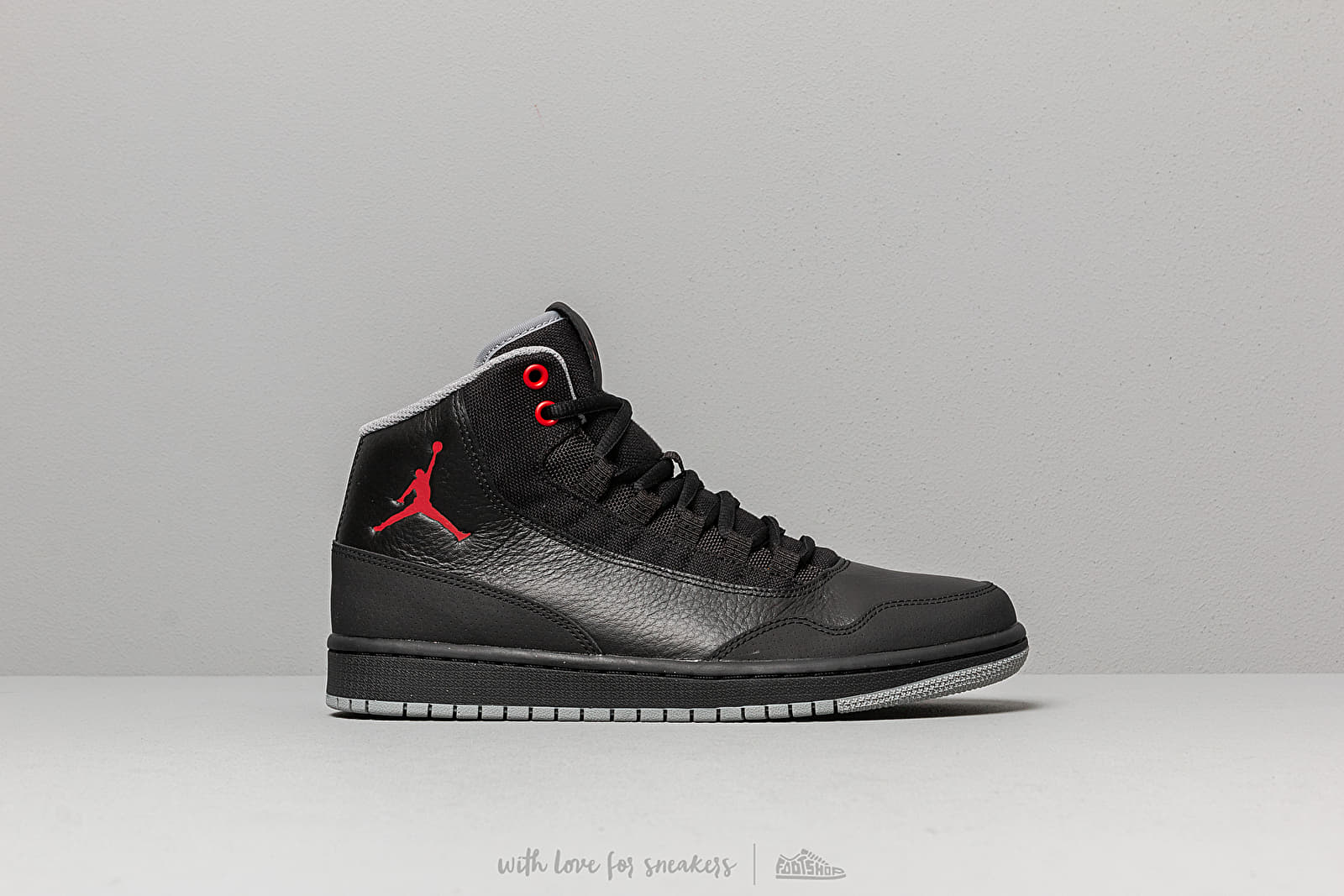 online store fcf1d 9f767 Jordan Executive Black/ Gym Red-Particle Grey at a great price 103 € buy