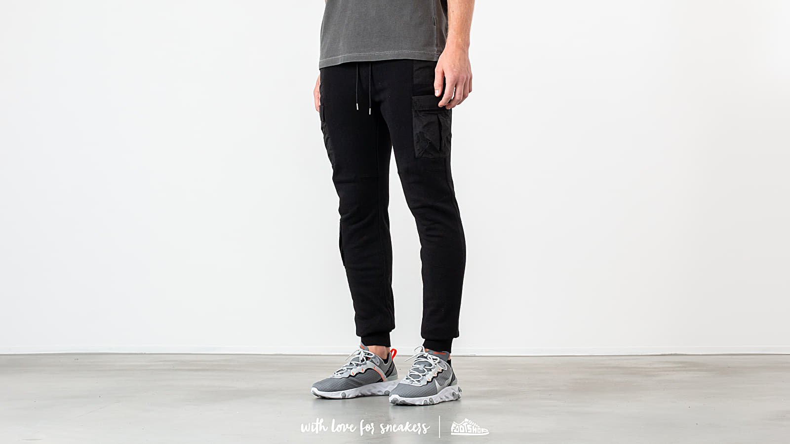 John Elliott Cargo Sweatpants