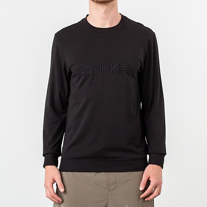 Calvin Klein L/S Sweatshirt Black