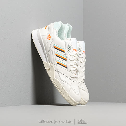adidas A.R. Trainer Cloud White Ice Mint Solar Orange | Footshop