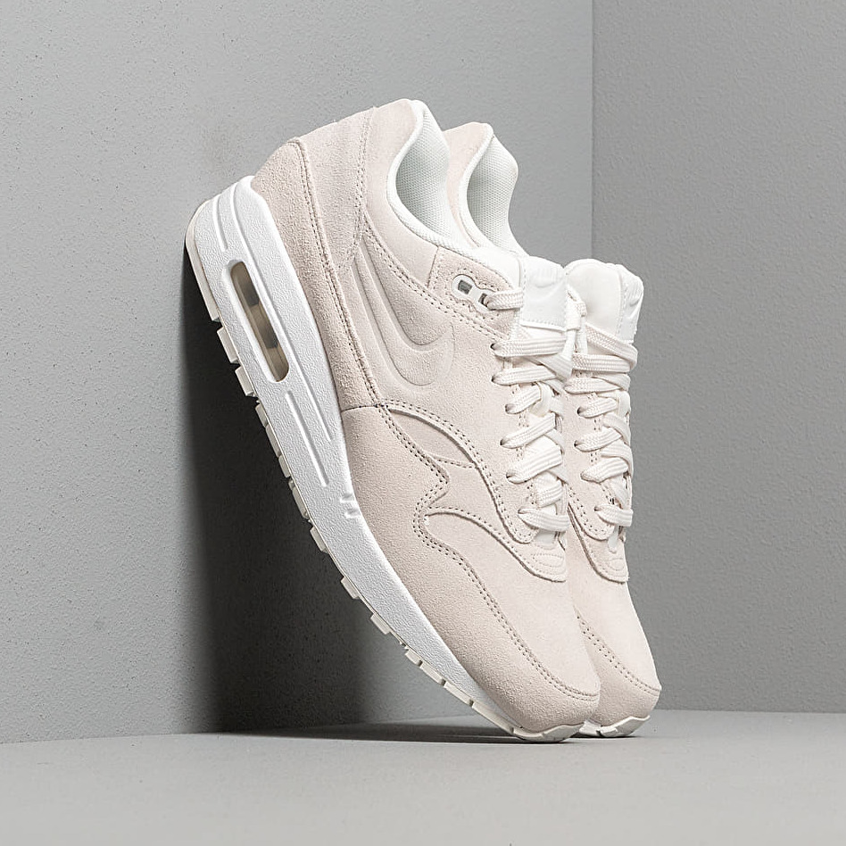 Nike Wmns Air Max 1 Premium Summit White/ Summit White-Summit White